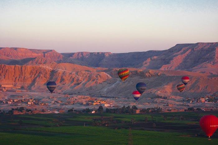 تصاویر 10 مکان زیبای گردشگری مصر