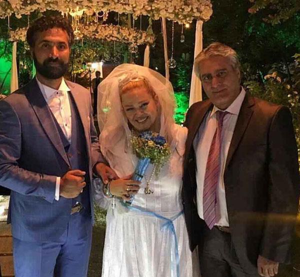 ازدواج بهاره رهنما