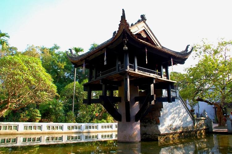 هانوی در کشور ویتنام