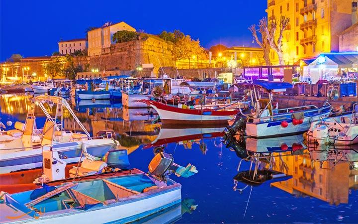 جزیره کورسیکا در فرانسه
