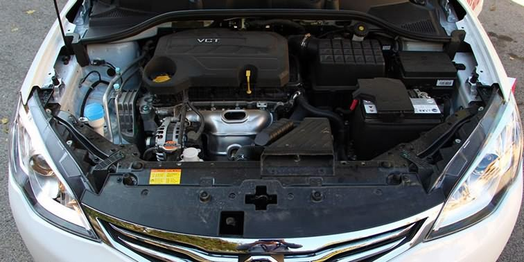 MG 360 - خودروی ام جی 360