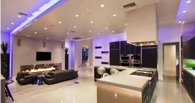 نحوه نورپرداژی خانه