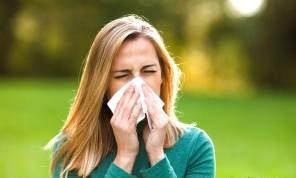 درمان آلرژی با طب فشاری