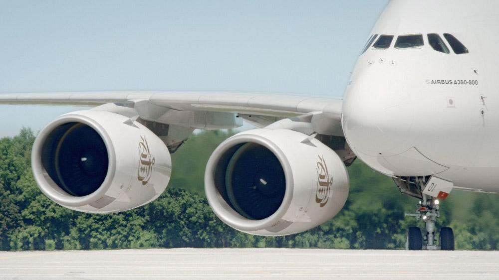 از کار افتادن موتور هواپیما