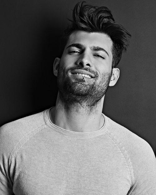 اسامی مدل های معروف مرد ایرانی