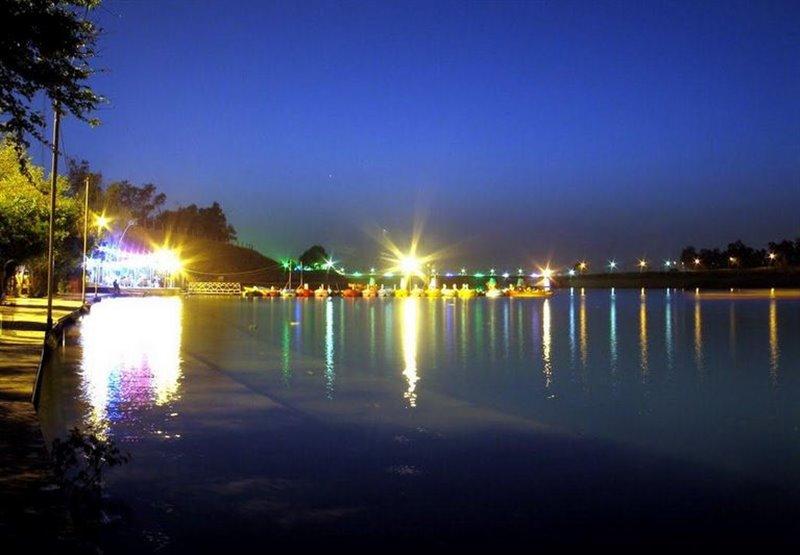 رودخانه زیبای دز و پارک ساحلی علی کله در دزفول