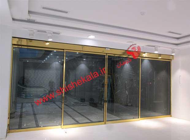 فروش ویژه شیشه سکوریت