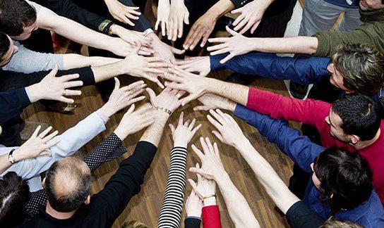 موفقیت در کار گروهی