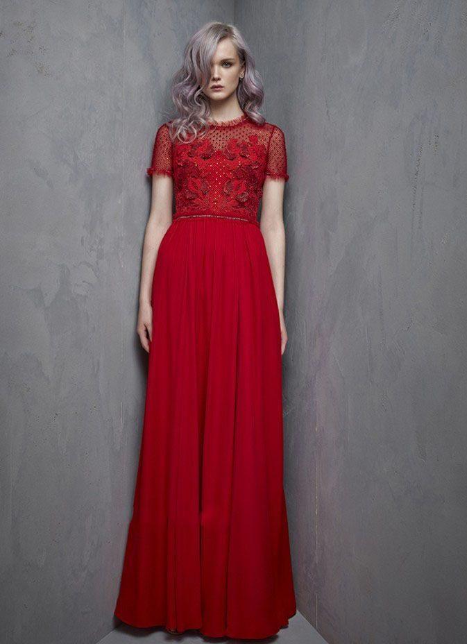 مدل های لباس مجلسی برند jennypackham