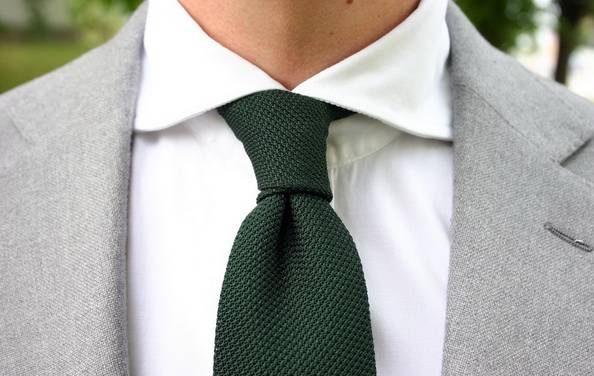 کراوات و دستمال جیب