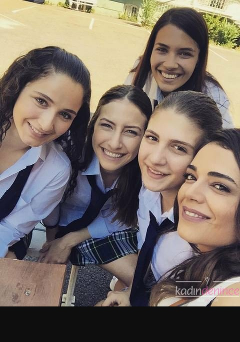 غنچه های زخمی خلاصه داستان و عکس بازیگران سریال ترکی kirgin cicekler
