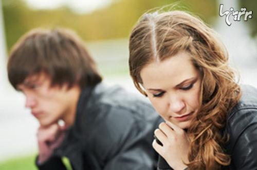اشتباهات زندگی زناشویی