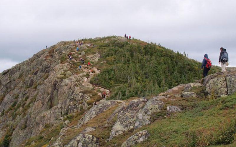 طبیعت گردی در کبک کانادا