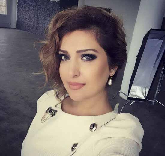 مژده جمالزاده خواننده زن زیبای افغان