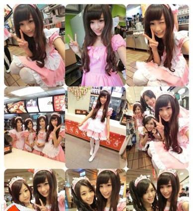 دختران زیبای تایلندی