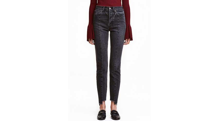 شلوار جین مناسب برای فرم بدن