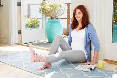 لاغر کردن پای خانمها