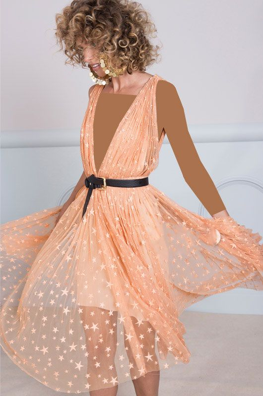 مدل لباس مجلسی شیک برند Maria Lucia Hohan