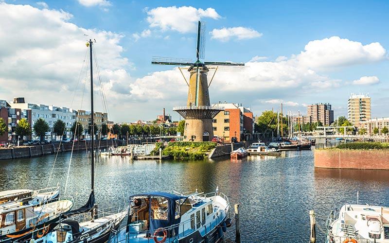 راهنمای سفر به روتردام هلند