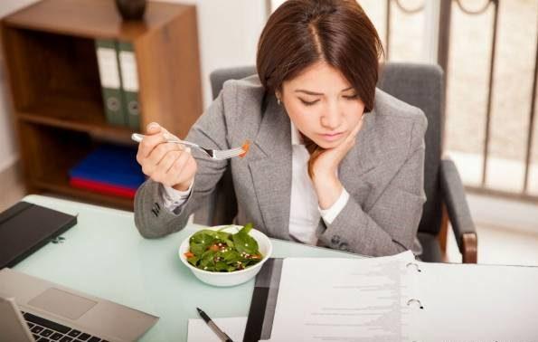 چاق شدن در محیط کار
