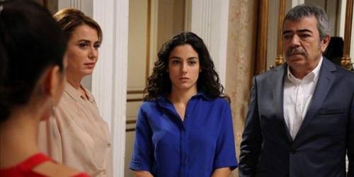 سریال کاخ نشینان امروز