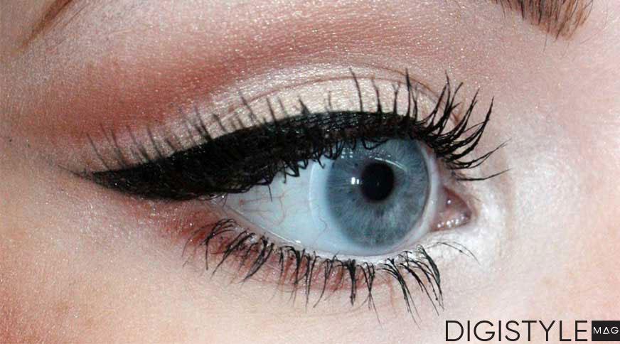 مدل آرایش و ترفندهایی برای بزرگ نشان دادن چشمها