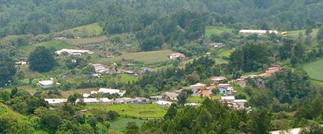 زندگی روستایی و زندگی شهری