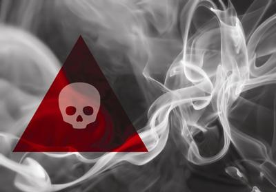 مونوکسید کربن, مسمومیت با گاز کشنده