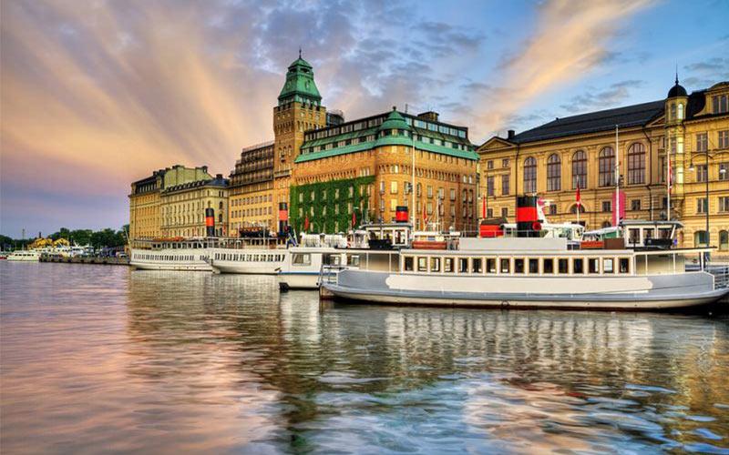تفریحات رایگان استکهلم سوئد