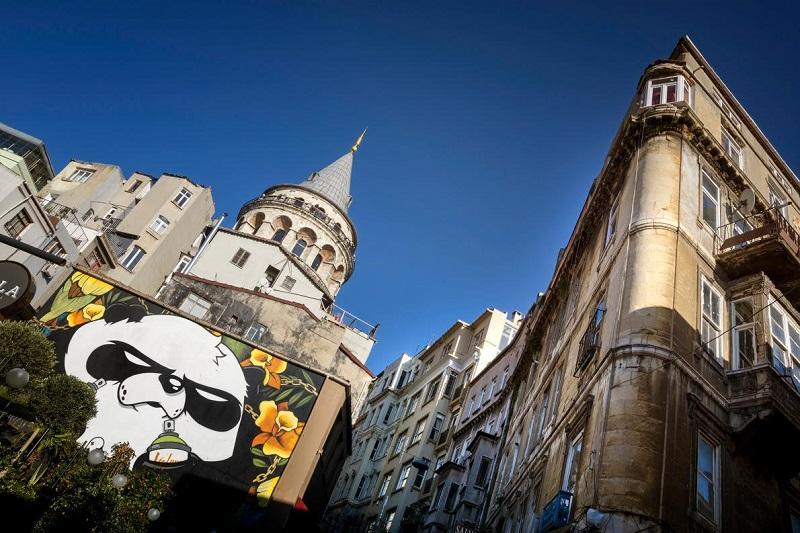 هنرهای خیابانی برتر در شهرهای مختلف
