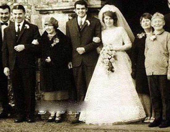 این زن عجیب اعتیاد شدید به ازدواج دارد!