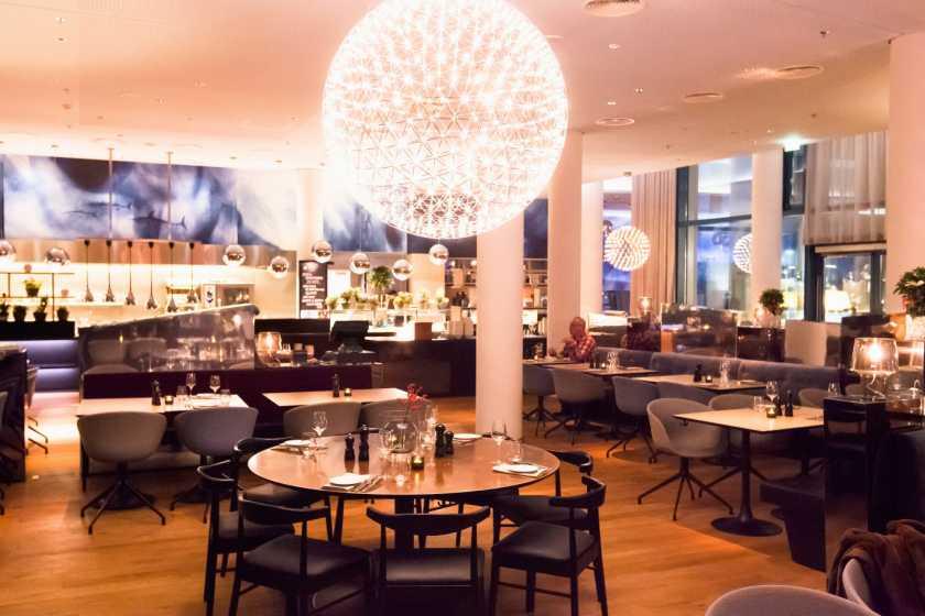 رستوران های هامبورگ آلمان