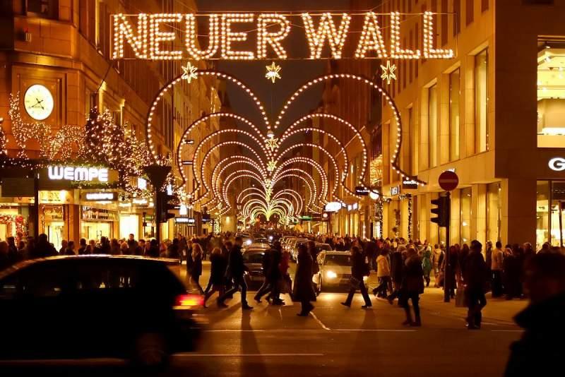 راهنمای خرید در هامبورگ