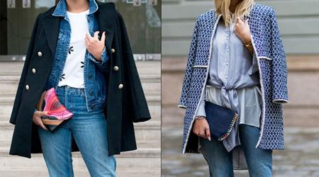 لباس جین خانمها