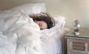 خواب در اتاق سرد