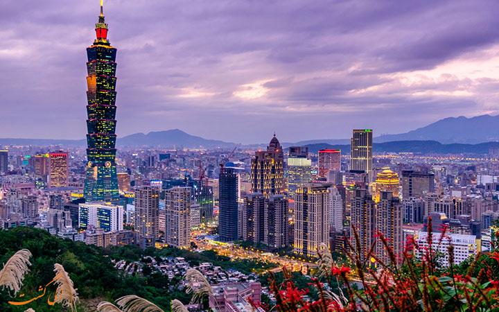 راهنمای سفر به تایپه در تایوان