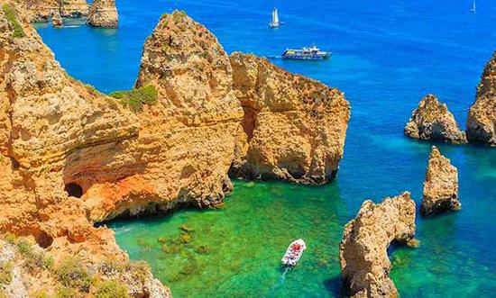 سفر به ساحل خیال انگیز الگاروه در پرتغال