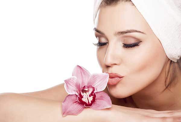 پوست صاف، روش داشتن پوست زیبا