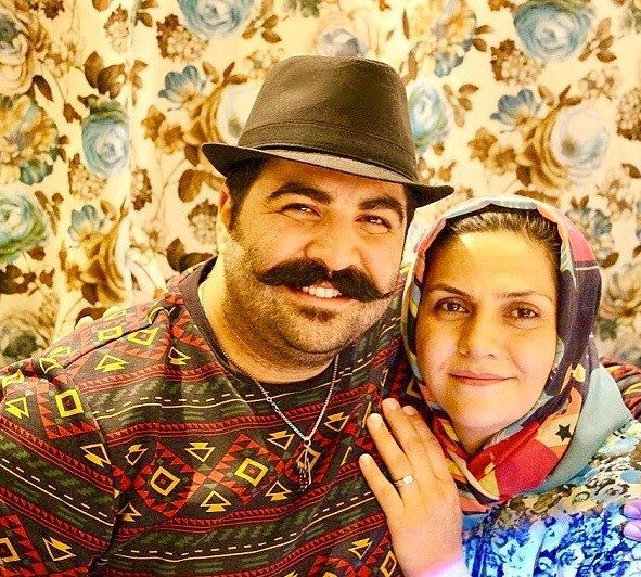 Photo of عکس های بهنام بانی در کنار مادرش
