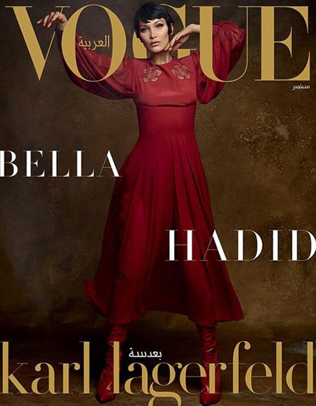 بلا حدید Bella Hadid