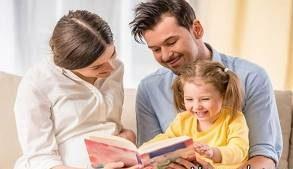 کتابخوان کردن کودک