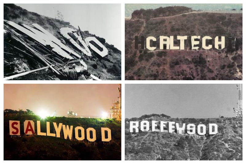 تابلوی هالیوود