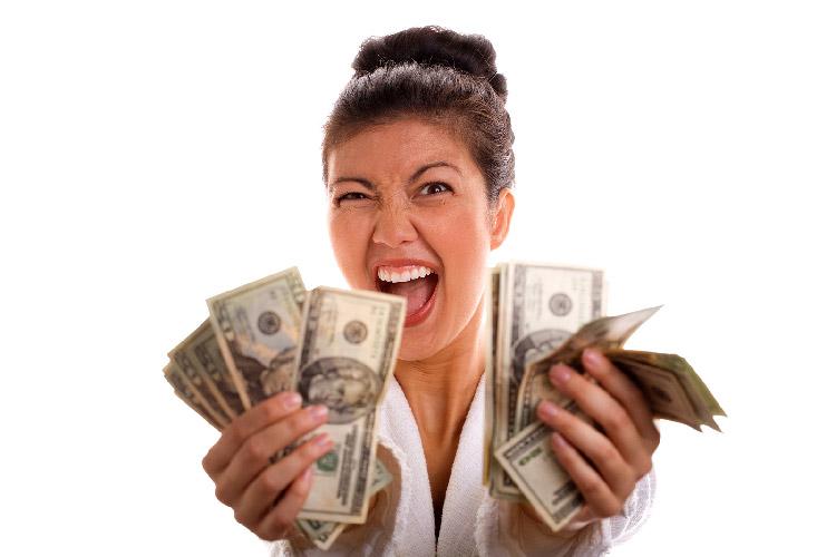 کسب درآمد در منزل, پولدار شدن در خانه