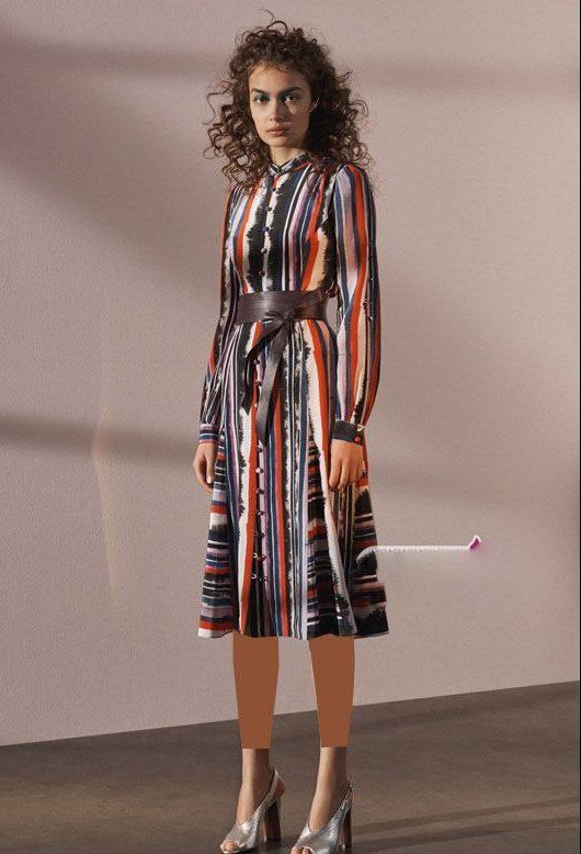 شیک ترین مدل لباس مجلسی زنانه برند Prabal Gurung