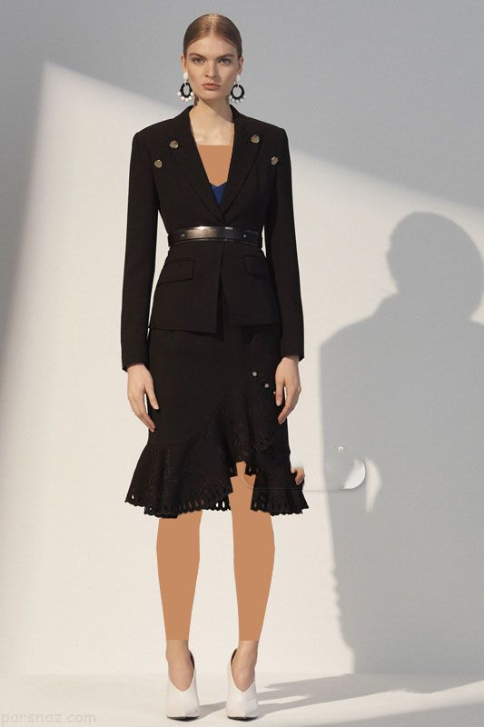 مدل لباس مجلسی شیک زنانه Prabal Gurung