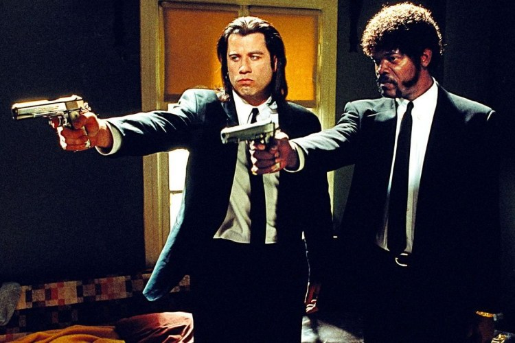فیلم پالپ فیکشن Pulp Fiction