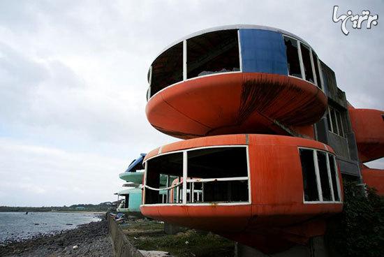اقامتگاه های ترسناک و جالب در دنیا
