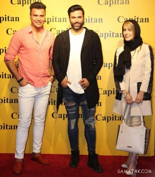 عکس بازیگران زن و مرد ایرانی در شبکه های اجتماعی سری جدید