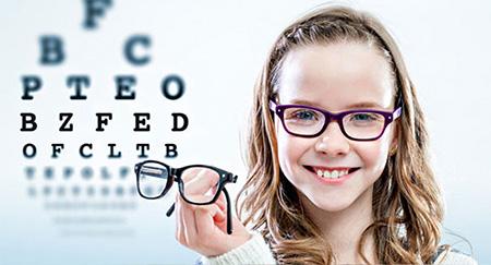 بیماری چشم کودکان