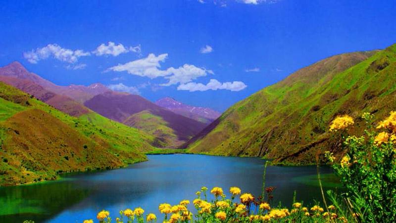 دریاچه ی گهر